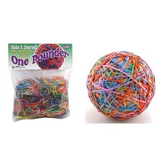 Pencil Grip 1492394 Big Rubber Band Ball Make it Yourself Kit