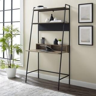Link to Carbon Loft Lahuri Metal Frame Ladder Shelf Desk Similar Items in Desks & Computer Tables