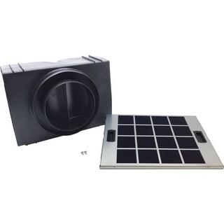 Bosch HIREC5UC Recirculation Kit for Island Hood - N/A