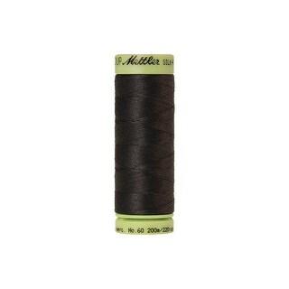 9240 0348 Mettler Silk Fin Cotton 60 219yd Mole Gray