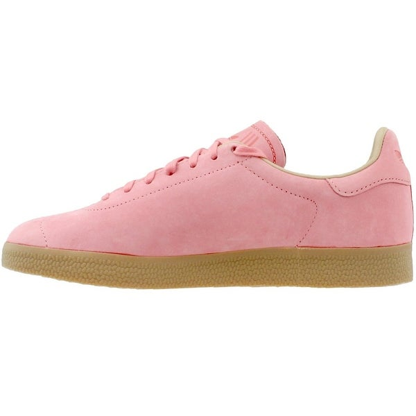 adidas Gazelle Decon Lace Up Mens Sneakers Shoes Casual - Pink ...