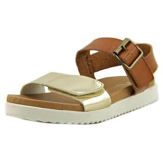 Nina Kathi Open Toe Synthetic Sandals