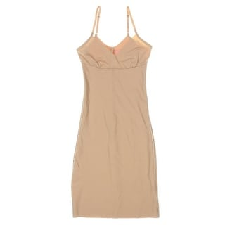 Commando Womens Smoothes Natural Fit Full Slip - M