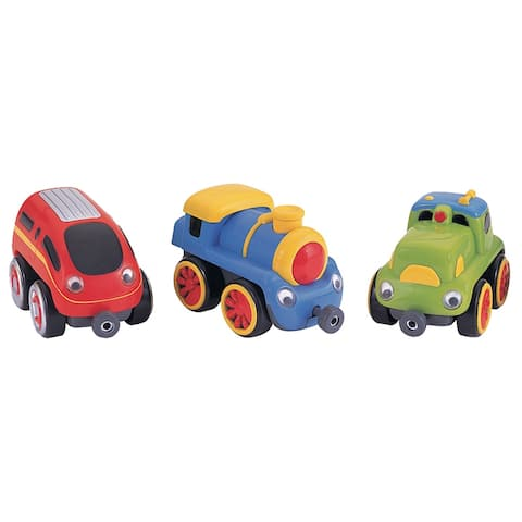 Tailgate Trios Locomotives
