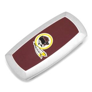 Washington Redskins Cushion Money Clip