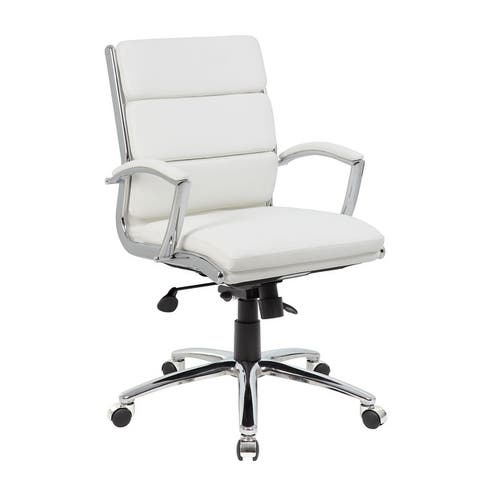 Boss Office Products Executive Mid-back Chair