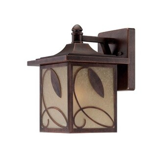 Designers Fountain 22221 Devonwood 3 Light Outdoor Wall Sconce