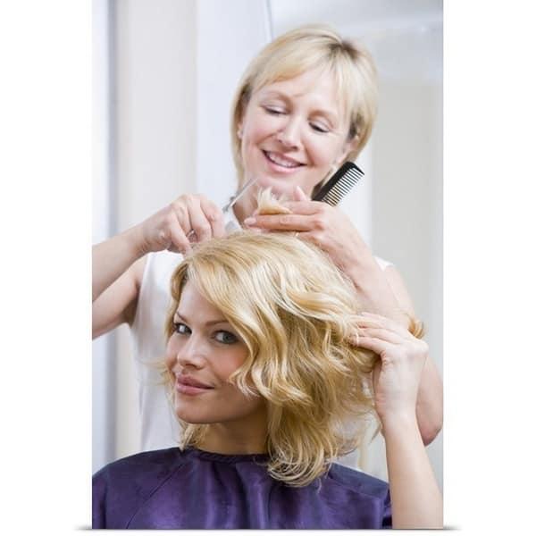 Getting A Haircut 82