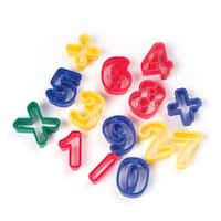 (6 Ea) Dough Cutters Numbers