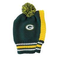Green Bay Packers Pet Knit Hat - Medium