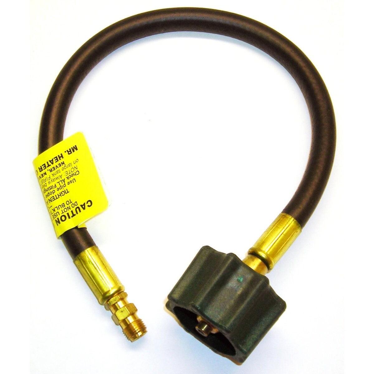 """Mr Heater F271158-12 Propane Hose Assembly, 12"""""""