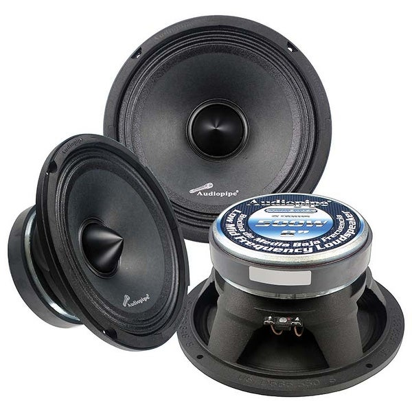 "Audiopipe 8"" Mid Range Speaker"
