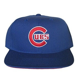 Shop American Needle Chicago Cubs Classic Snapback Hat Cap - Blue - Free  Shipping On Orders Over  45 - Overstock.com - 16949377 98fc04b9cd5