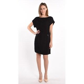 Tunic Dress - Black