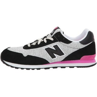 Kids New Balance Girls KL515BPY Low Top Lace Up Running Sneaker - 7.0 wide girls youth