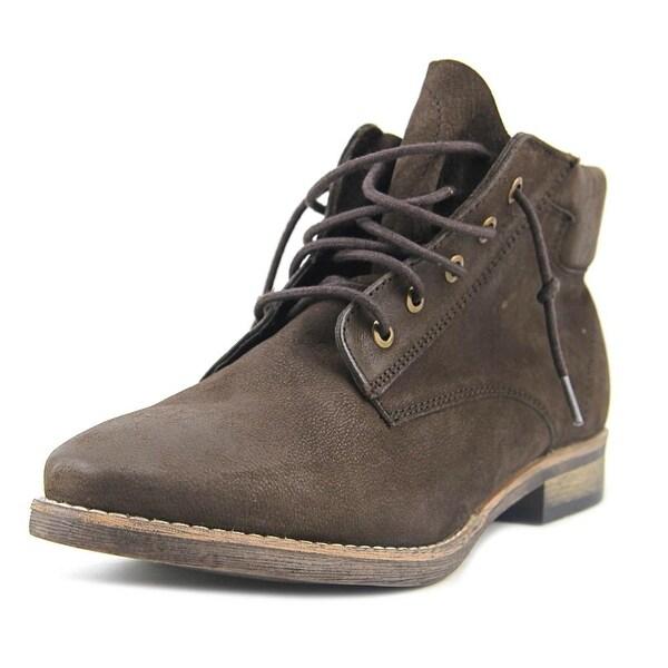 b3ae316aea Shop diba eli women round toe leather brown bootie free shipping jpg  600x600 Diba eli