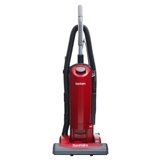 Sanitaire SC5815D Bagged Commercial Upright Vacuum - Red