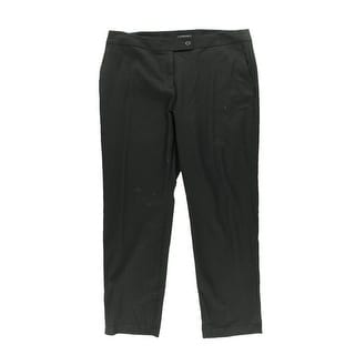 Jones New York Womens Woven Stretch Dress Pants - 4