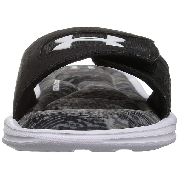 be5e4645a Shop Under Armour Kids' Ignite V Vertigo Slide Sandal - 1 M US ...