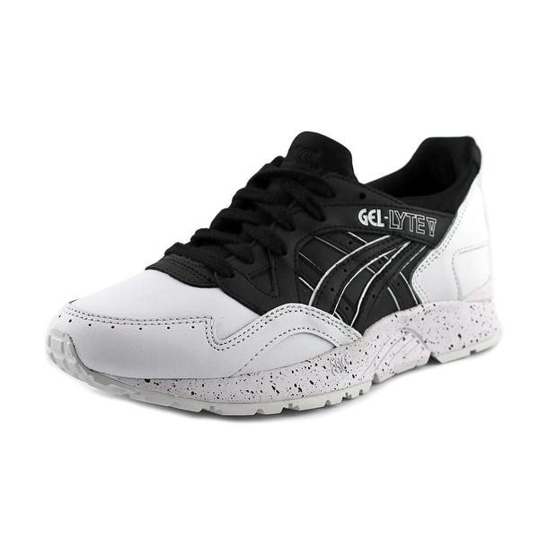 Asics Gel-Lyte V Women White/Black Running Shoes