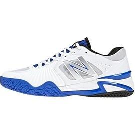New Balance Mens Mesh Lace Up Tennis Shoes - 8.5 medium (d)