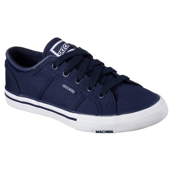 Skechers 775 NVY Women's UTOPIA-GET LOW Sneaker