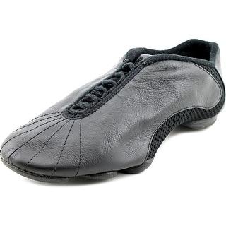 Bloch Amalgam Round Toe Leather Dance