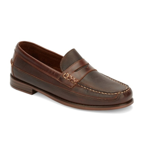 G.H. Bass & Co. Mens Alan Leather Penny Loafer Shoe