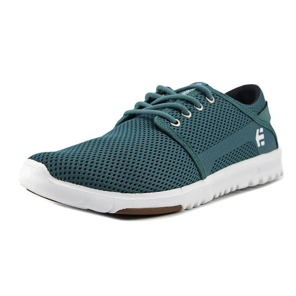 Etnies Scout Men Teal Skateboarding Shoes