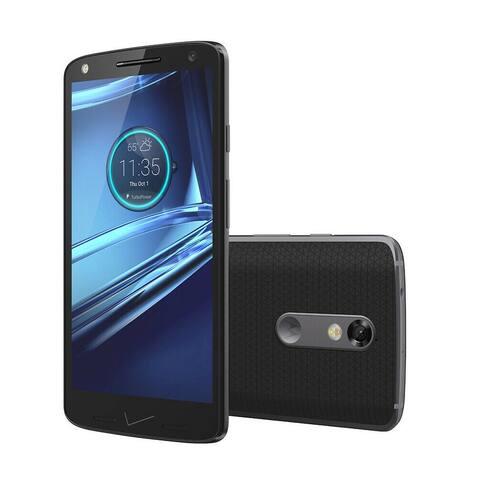 Motorola Droid Turbo 2 XT1585 32GB Black Verizon + GSM Unlocked Refurbished Smartphone