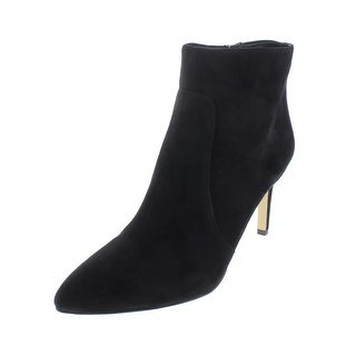 Sam Edelman Womens Olette Booties Suede Pointed Toe