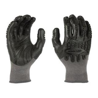 Madgrip 537566 Thunderdome Flex Glove Medium, Black/Gray