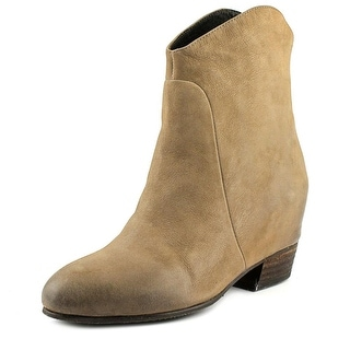 Bruno Premi YOOX   Pointed Toe Leather  Ankle Boot