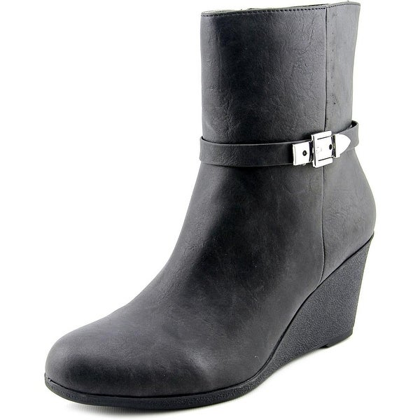 American Living Zola Women Black Boots