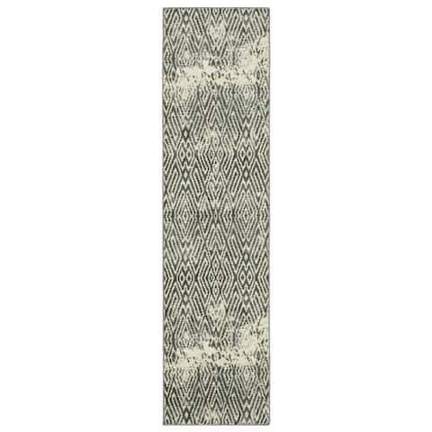 Mohawk Home Maisie Grey Area Rug