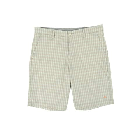 Tommy Bahama Men's About That Check Classic Fit Shorts