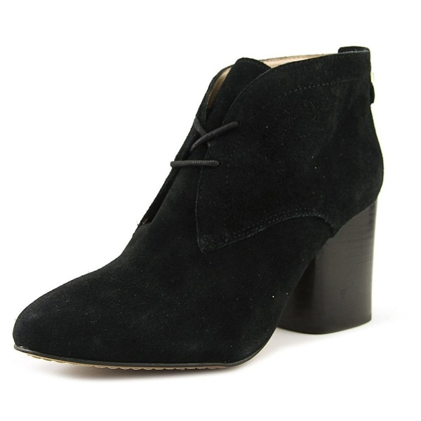 French Connection Dinah Black Boots