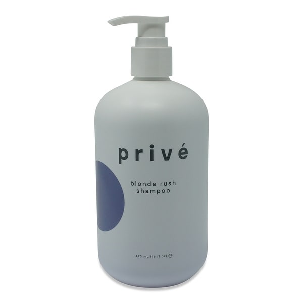 Prive Blonde Rush Shampoo - 16 Oz