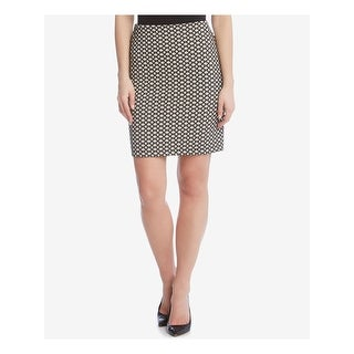 Link to KAREN KANE Beige Above The Knee Pencil Skirt  Size XS Similar Items in Skirts
