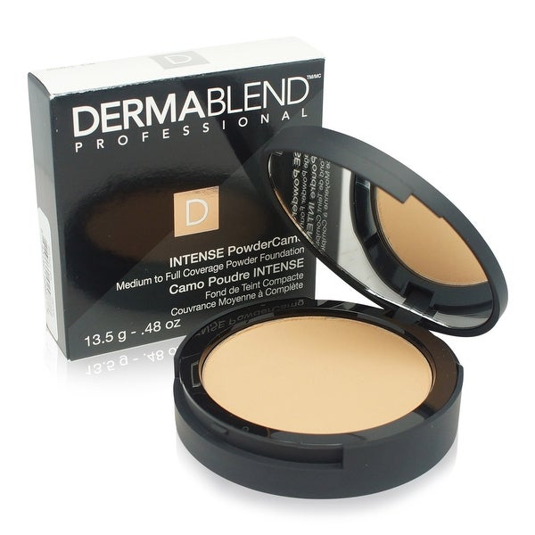 Dermablend Intense Powder Camo Foundation- Bronze