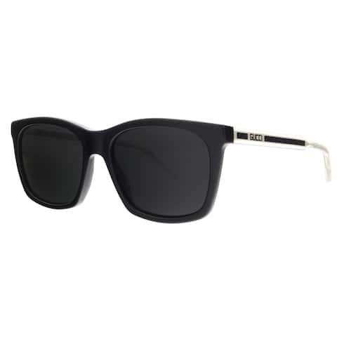 Gucci GG0558S-002 Gold Rectangle Sunglasses - 56-18-145