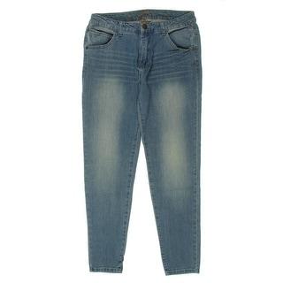 Celebrity Pink Jeans Womens Juniors Skinny Jeans Denim - 11