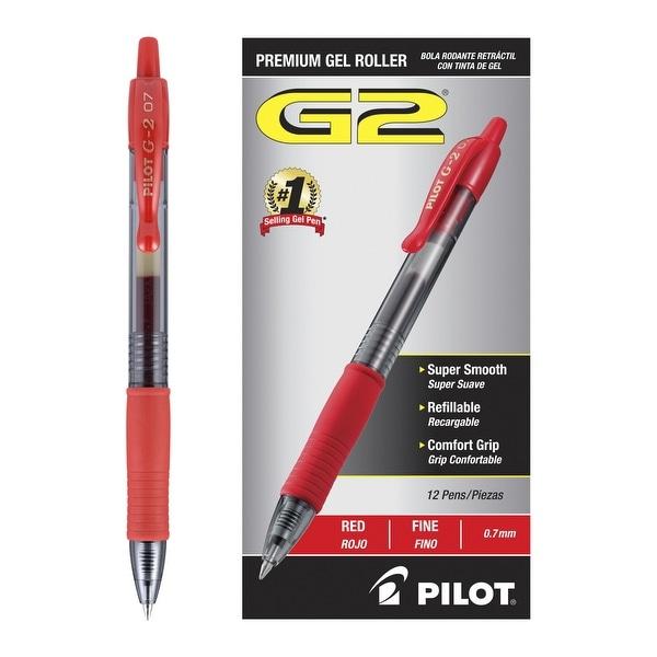 7c8312d1868a Shop Pilot G2 Premium Retractable Gel Ink Rolling Ball Pen