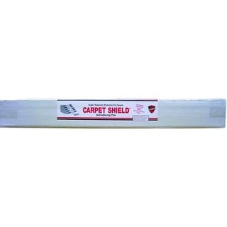 "Surface Shield CS48500 Poly Protection Film For Carpets 48"" X 500'"