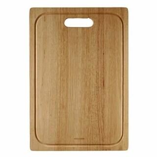 """Houzer CB-4500 Endura 20-1/4""""L x 14""""W Wooden Cutting Board - n/a"""