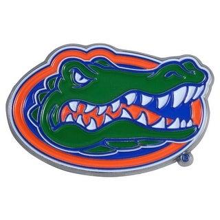 University of Florida Color Chrome Car Emblem