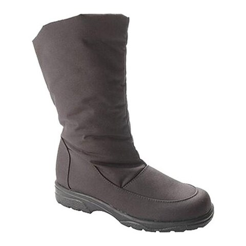 Toe Warmers Women's On-The-Go Boot Brown