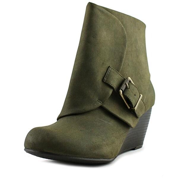 American Rag Coreene Women Olive Boots