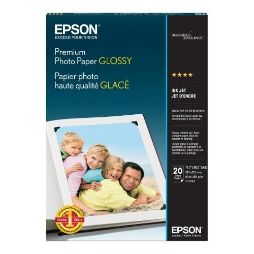 """Epson Premium Glossy Photo Paper Glossy Photo Paper"""