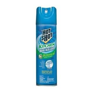 Hot Shot 4470-6 Kitchen Bug Killer Spray, 14 Oz